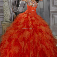 XGGandXRR AQ008 Sexy Quinceanera Dresses Ball Gowns