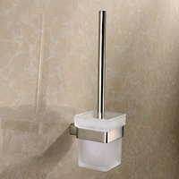Bathroom brush holder stainless steel 304 bathroom toilet brush holder bathroom accessories hardware set