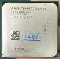 AMD A Series APU X4 A8 6600K A8 6600K FM2 Quad Core CPU 100% working properly Desktop Processor