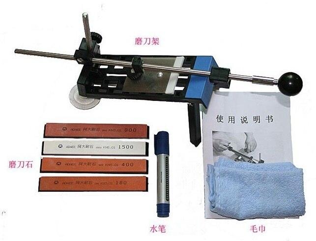 sharpening stones ruixin update professional kitchen font b knife b font sharpener system apex edge pro