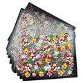 Nail Top 24 Unids/lote Belleza Diseño Bronceado de Navidad Nail Art Sticker Calcomanías 3D Pegatinas De Uñas de Manicura Stamping JH159