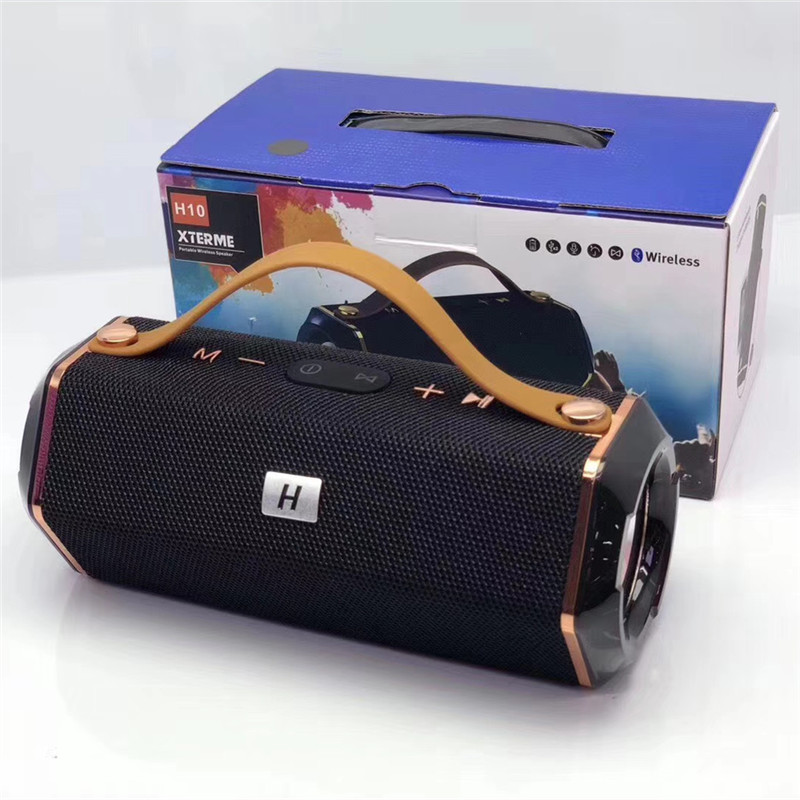 Portable Bluetooth Speaker Wireless Stereo Loudspeaker Column MP3 Speakers HandFree with fm for xtreme Phone Samsung Xiaomi in Outdoor Speakers from Consumer Electronics