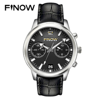 Hot Sale Finow X5 Air Smart Watch Android 5 1 MTK6580 Ram 2GB Rom 16GB Amoled