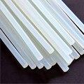 Precio más bajo 10 Unids 7mm x 300mm Hot Melt Glue Sticks Para Eléctrico Pegamento Pistola Artesanía Álbum de Reparación herramientas De Aleación De Accesorios