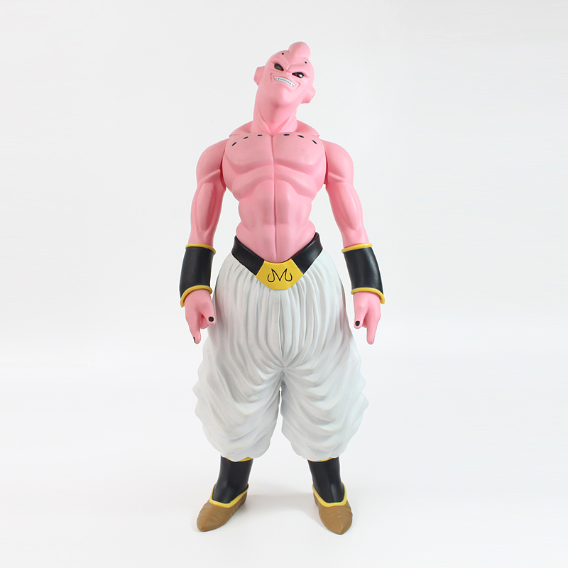 CF Dragon Ball Z Majin Buu Toy Figures PVC Action Figure Collectible Brinquedos Model Doll Home Cosplay Decoration anime dragon ball super saiyan 3 son gokou pvc action figure collectible model toy 18cm kt2841