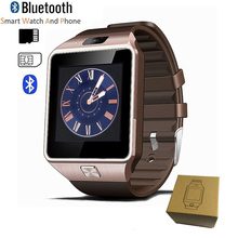 Smart Watch DZ09 Bluetooth Wearable Watch SIM Card Smartwatch For Phones PK GT08 U8 A1 Wristwatch