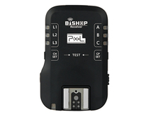 Pixel Bishop Wireless Grouping Flash Trigger ( receiver only )hot shoe flashgun/shutter remote control for Canon DSLR