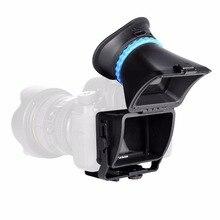 Mcoplus Universal 3.0X LCD عدسة الكاميرا 3 بوصة 3.2 بوصة الوجه شاشة LCD 3 التكبير عدسة الكاميرا لكانون نيكون سوني أوليمبوس