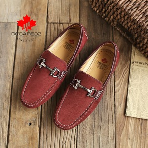 Image 4 - Men Loafers Shoes 2020 New Autumn Brand Comfy Male Footwear Moccasin Fashion Shoes Men Slip on Mens Flats Men Casual Shoes Man