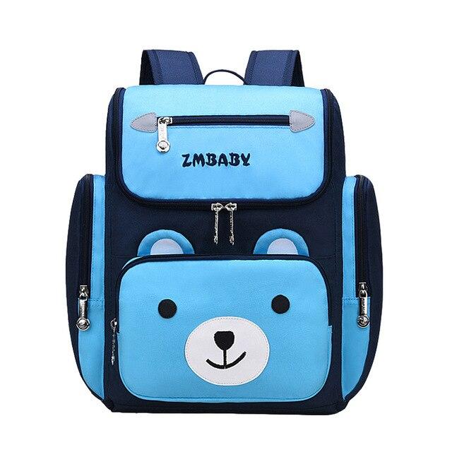 2019 Girl School Backpacks Children School Bags for Orthopedic Backpack  Baby Book Bag For Girls Kids Satchel Schoolbag Mochila 1