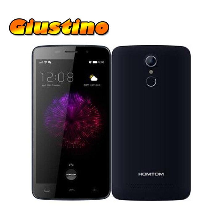 Original Homtom HT17 Pro 5 5 Inch Android 6 0 Quad Core 16GB ROM 2GB RAM