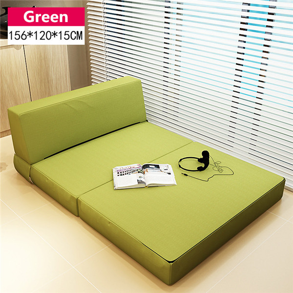 Foam Folding Mattress And Sofa Bed With Removable Cover Bedroom Furniture Sleeping Futon Anese Floor Daybed Chaise Aliexpress Imall