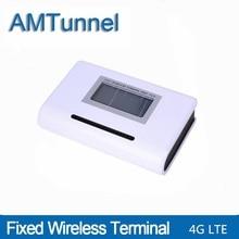 4G LTE אלחוטי קבוע מסוף טלפון LTE 4G FWT destop טלפון עם LCD תצוגה עבור חיבור שולחן העבודה טלפון או PBX או PABX