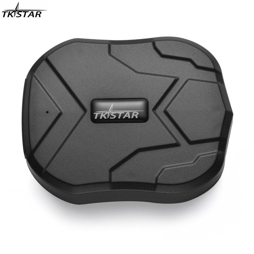 TKSTAR TK905 étanche IP 66 véhicule GPS Tracker camion personne 90 jours longue durée de veille puissant aimant durée de vie sans boîte