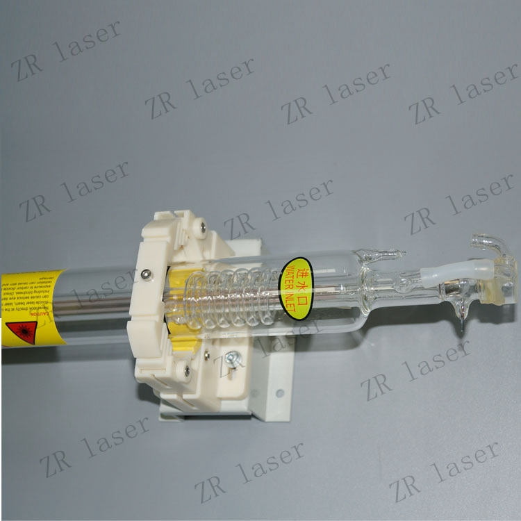 laser tube Long lifespan 10000 hours 700mm length  40W CO2 laser tube ZuRong laser head kss 151a