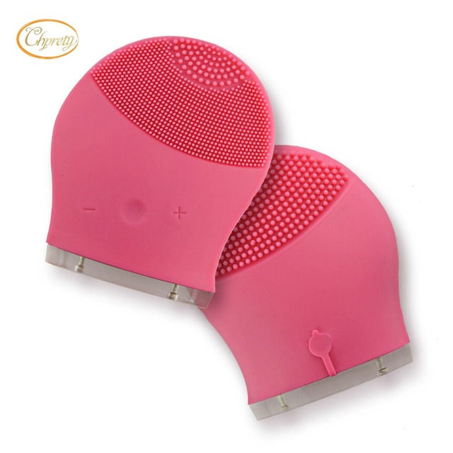 Waterproof Portable Ultrasonic Facial Cleaner Electric Face Cleansing Brush Sonic Massage Skin Care Spa Beauty Cleaning Device 10
