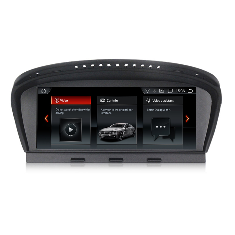 OZGQ 8.8 Inch Android Car Multimedia Player Navigation Stereo Autoradio Headunit For 2005 2010 BMW 5 Series E60 CCC System