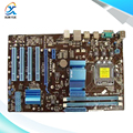 Para asus p5p43t si original usado motherboard desktop para intel ATX P43 Socket LGA 775 DDR3 16G SATA3 USB Em venda