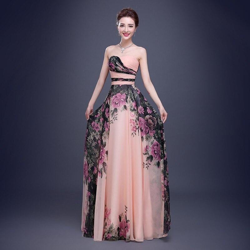 Excepcional Vestido De Boda Estampado Galería - Vestido de Novia ...
