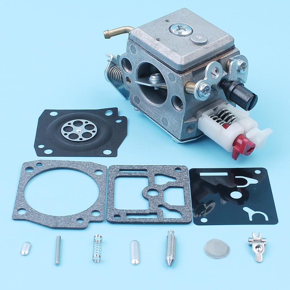Tools : Carburetor Carb Repair Rebuild Diaphragm Kit For Jonsered CS 2150 2145 2152 2141 2149 Chainsaw Zama C3-EL18B 503283208