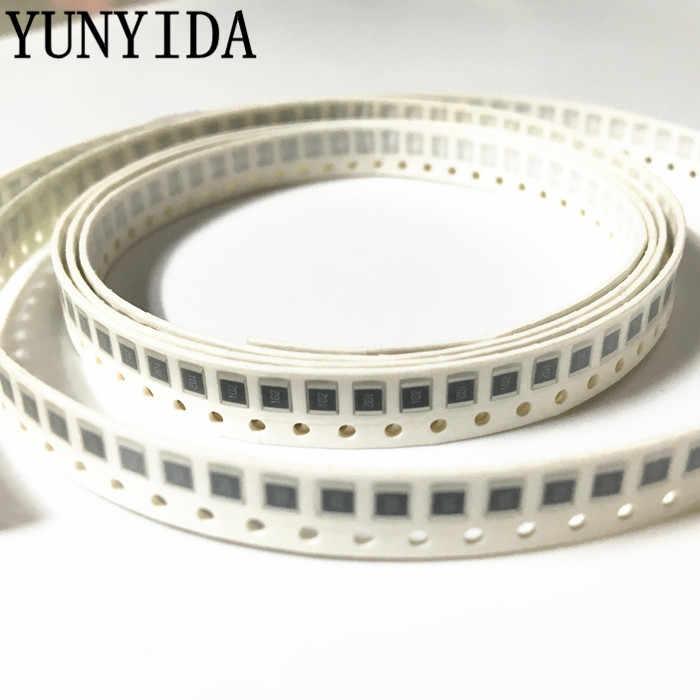 100 pcs/lot SMD Chip Resistor 1210 5% ohm 0R 1R 1R2 1R5 1R3 Gratis pengiriman