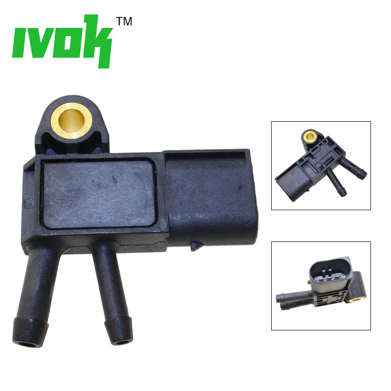 Exhaust Pressure Sensor For Mercedes W164 W169 W203 W204 W211 W212 W220 W221 W639 W463 CL203 S203 S204 C207 C209 C218 C219 A207Exhaust Pressure Sensor For Mercedes W164 W169 W203 W204 W211 W212 W220 W221 W639 W463 CL203 S203 S204 C207 C209 C218 C219 A207