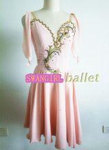 cupid dancing dress pink fairy professional dance dresses adult blue cupid dance costume performance SB0016