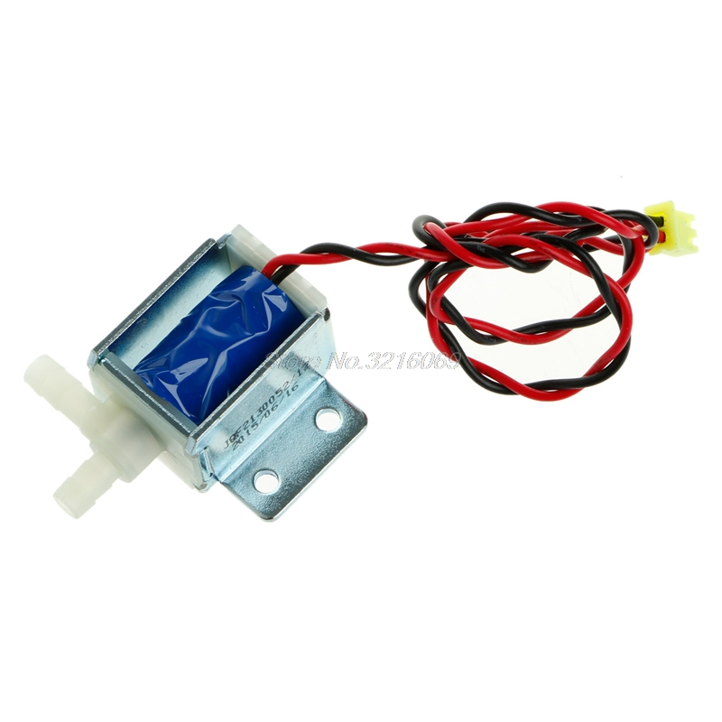 12V Normally Open Electric Control Solenoid Discouraged Air Water Valve Great Product