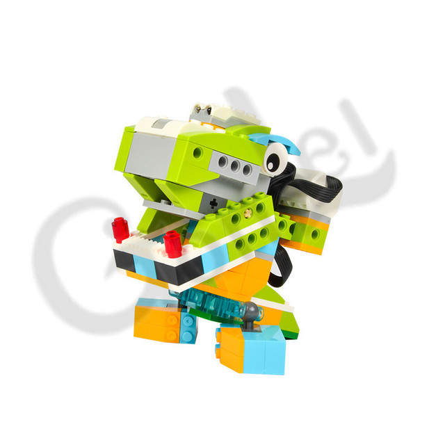 2019 NEW Technic WeDo 3.0 Robotics Construction Set Building Blocks Compatible with logoes Wedo 2.0 Educational DIY toys 3