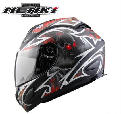 Helmet Full Face Motorcycle Helmets Motocross Capacete Dirt Bike Racing Casco Nenki 802Helmet Full Face Motorcycle Helmets Motocross Capacete Dirt Bike Racing Casco Nenki 802