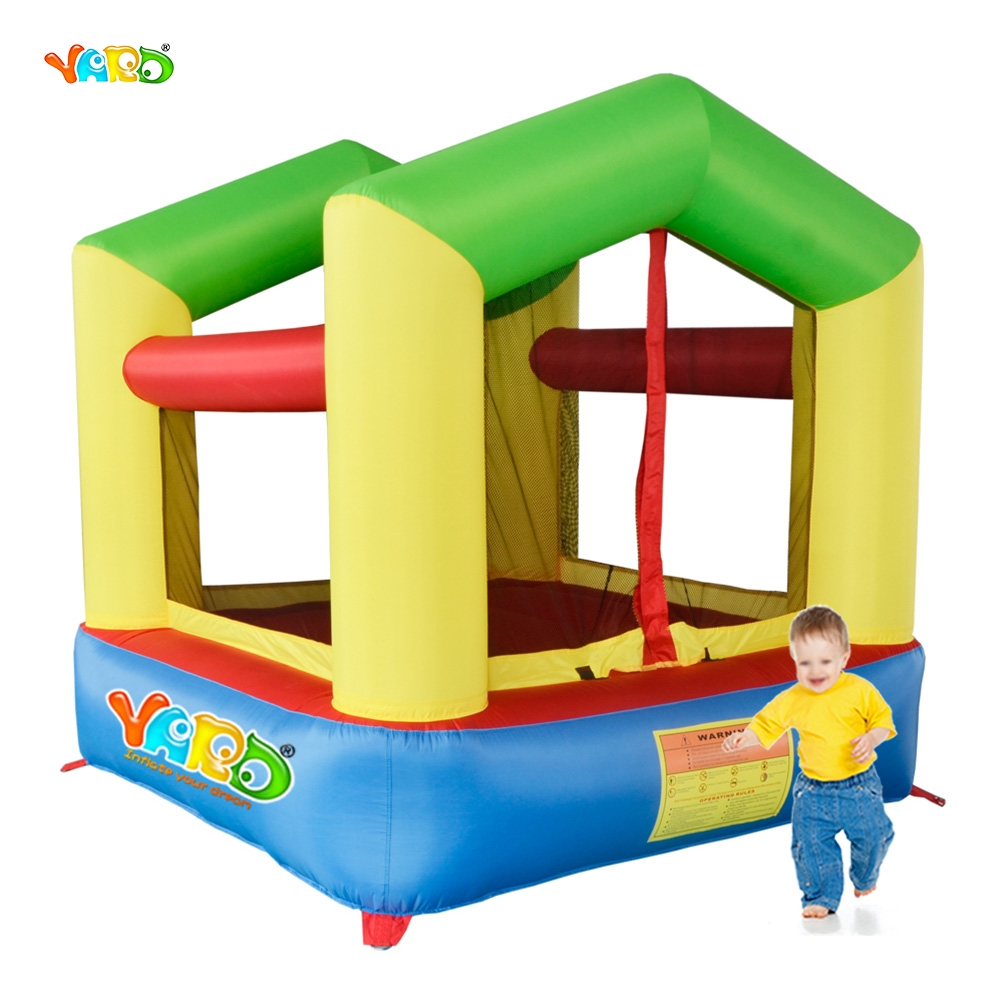 YARD Home Use Mini Bounce House Jumping Castle for Kids Brithday Christmas Gift Special Offer for Asia