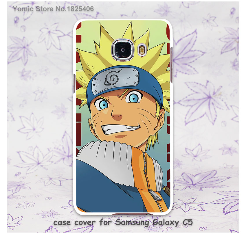 Naruto Phone Case for Samsung