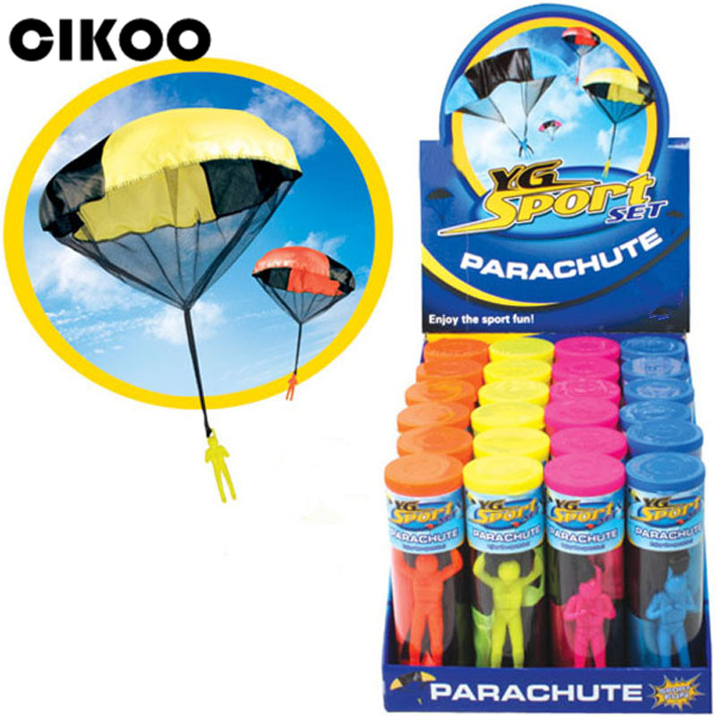 Cikoo Mini Kids Toy Play Outdoor Games Children Parachute