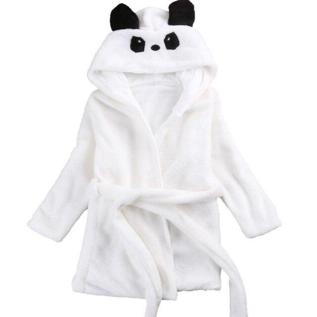 Tier Panda Charakter Schöne Ohr Weiche Baby kinder Wolle Fleece Mit ...