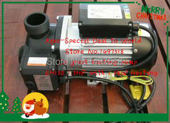 1.2HP Heat pump EH 120  with 2kw heater choinces for hot tub