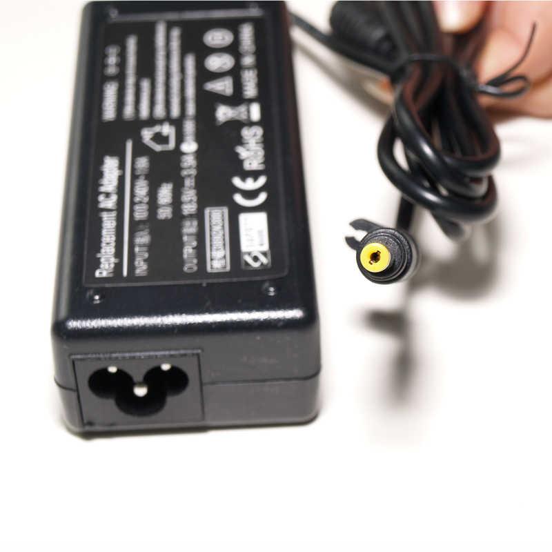 18,5 V 3.5A Сетевой адаптер питания для ноутбука Зарядное устройство для hp ноутбук 500 520 540 v3000 CQ510 511 515 516 V1000 ze2000 dv4000 Питание Зарядное устройство