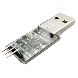 1PC ESC PC oprogramowanie Adapter USB Linker programista aktualizacja dla BLHeli Firmware RC Drone FPV multicoptera części zamienne DIY w Części i akcesoria od Zabawki i hobby na