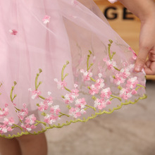 Autumn Mother Daughter Dresses for Wedding Clothes Girls Long Sleeve Tutu Dress Lace Butterfly Mom and Baby Princess Dress.