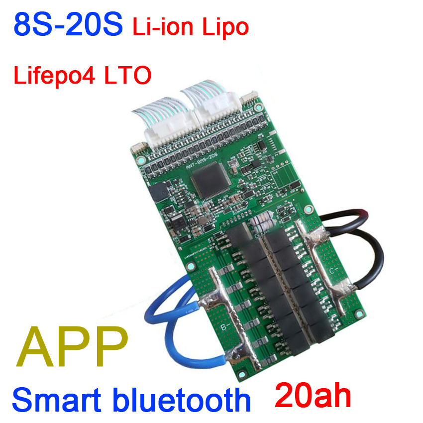 Cheap for all in-house products bms 10s lifepo4 in FULL HOME