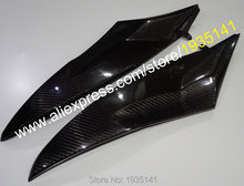 Hot Sales,Carbon Fiber Tank Side Covers Panels Fairing For Yamaha YZF-R6 06 07 YZF R6 2006 2007 YZFR6 Sports Motorcycle Parts