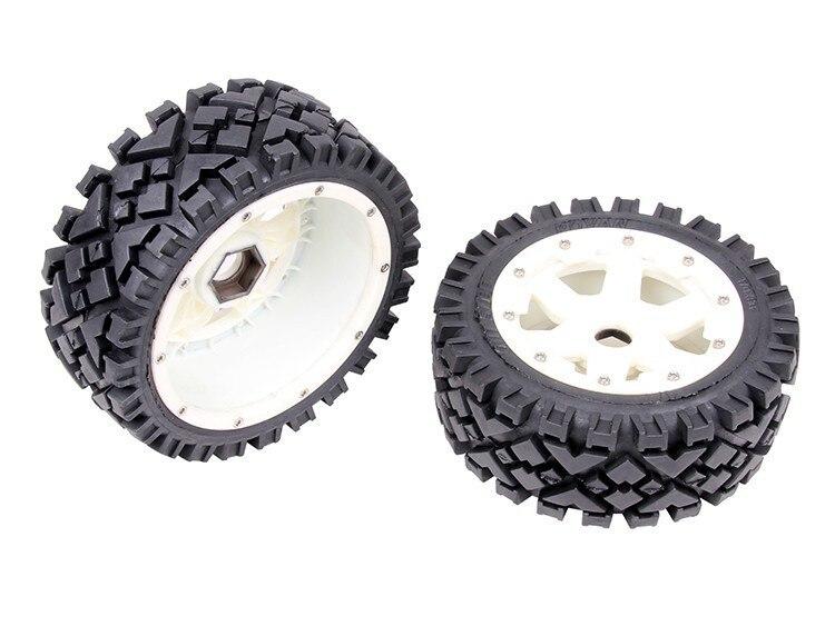baja Front All Terrain wheels set with nylon super star wheel 96117 калуга шины bfgoodrich all terrain ta