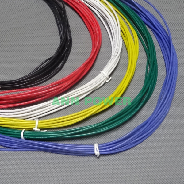 Free Shipping 20 Awg Sr Wires 20awg Silicone Wire 20  Silica Gel Wires Awg20 High Temperature