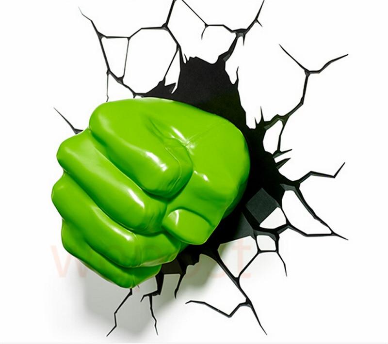 Hulk Wall Light Promotion Shop For Promotional Hulk Wall