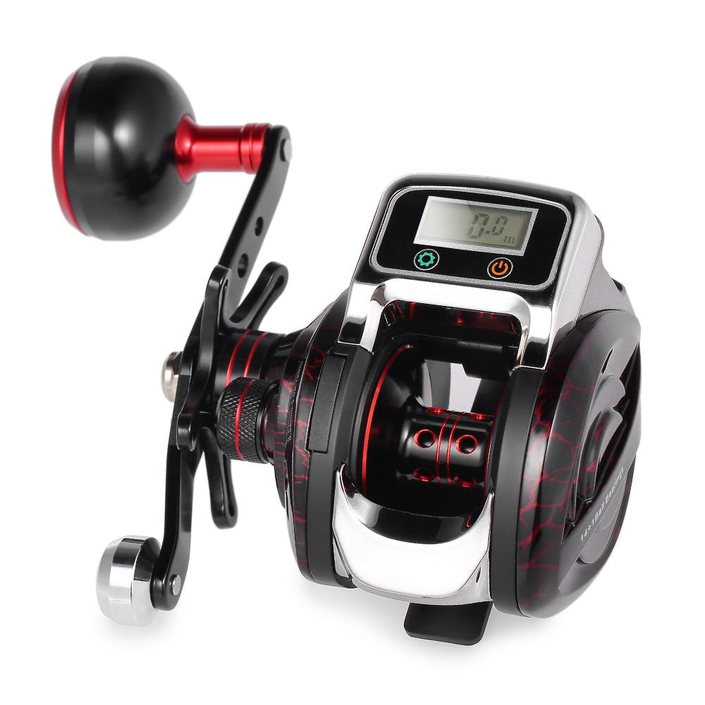 14 1 BB Ball Bearing 6 3 1 Bait Casting Fishing Reel Baitcasting Reel Fishing Line