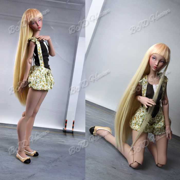 BJD 1 3 Ellana beautiful female doll free eyes including heels hot bjd