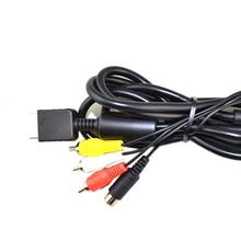 S video AV ses Video kablosu PS2 için PS3 S Video kablosu