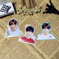 Youpop KPOP MinHo Album PVC Stickers For Luggage Cup Notebook Laptop Car Fridge DIY Stickers TZ049