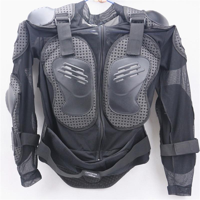 CE approuvé Armures Dirt bike Moto Cross protecteur professionnel moto body armor pour homme et femme 5 taille disponible