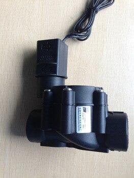 """Z&W 1inch Landscape irrigation valve  3/4"""" BSP  DC 24V"""