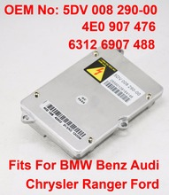 цена на 1x 12V 35W D2S D2R OEM HID Xenon Headlight Ballast 4E0907476 63126907488 0028202326 5DV00829000 For BMW Benz Audi Chrysler Ford